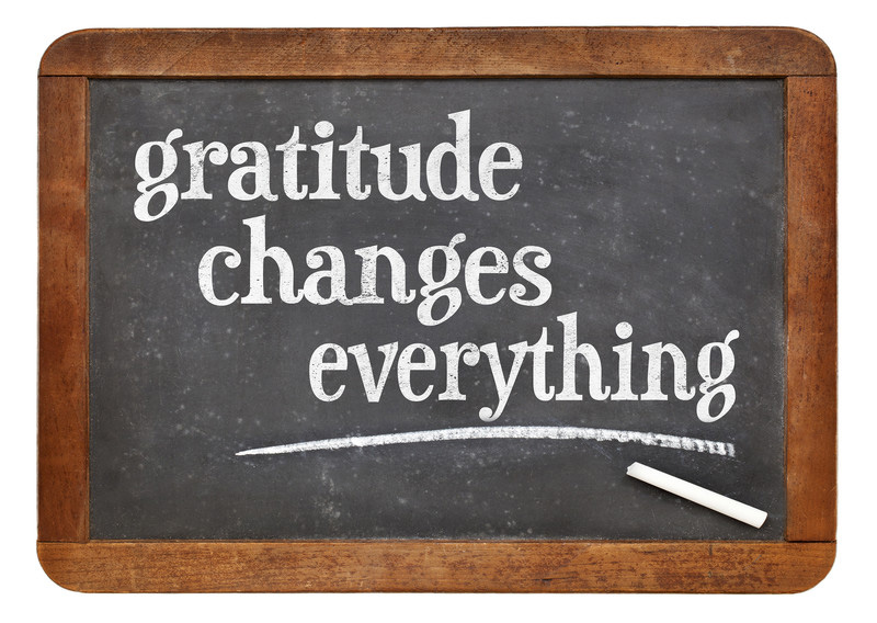 Gratitude and Your Brain