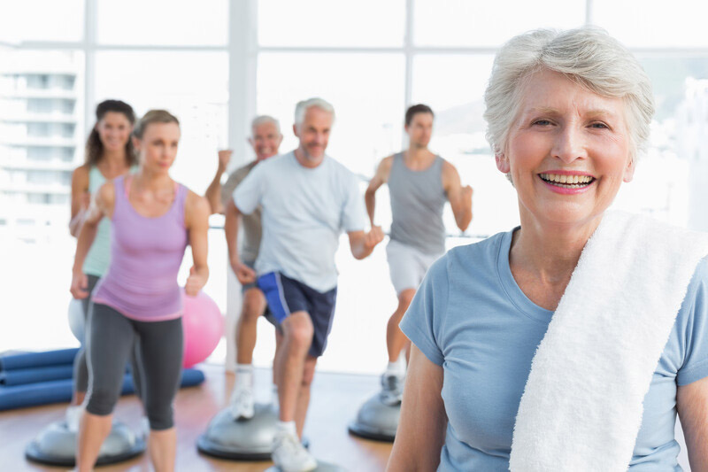 Exercises, Aging and Your Brain